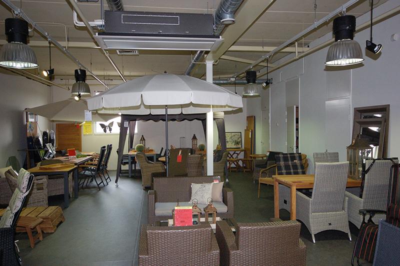 Van Geels Tuinmeubelen Woerden.Projecten Retail Detailhandel Stonecold Airconditioning Bv